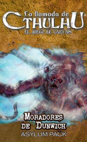 LA LLAMADA DE CTHULHU LCG - SERIE 5 PACK 4: MORADORES DE DUNWICH