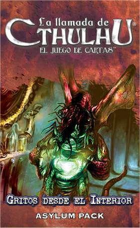 LA LLAMADA DE CTHULHU LCG - SERIE 2 PACK 5: GRITOS DESDE EL INTERIOR