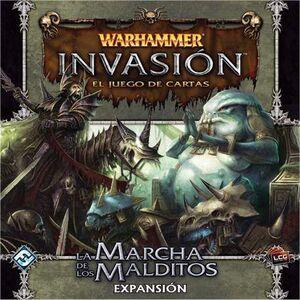 WARHAMMER INVASION - LA MARCHA DE LOS MALDITOS
