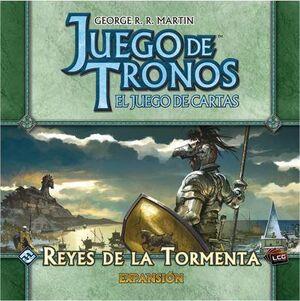 JUEGO DE TRONOS LCG. REYES DE LA TORMENTA