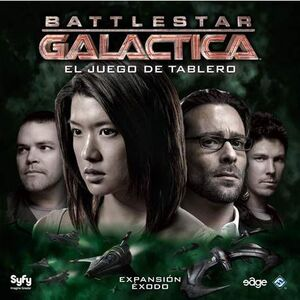 BATTLESTAR GALACTICA. EXPANSION EXODO
