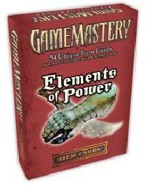 GAME MASTERY: ELEMENTS OF POWER