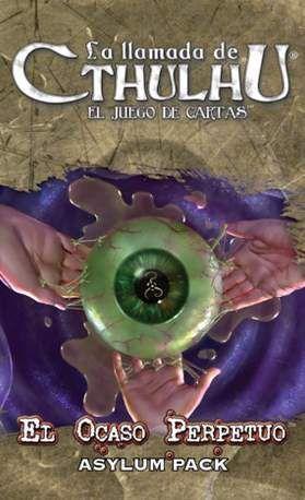 LA LLAMADA DE CTHULHU LCG - SERIE 6 PACK 4: EL OCASO PERPETUO