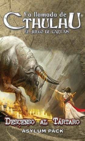 LA LLAMADA DE CTHULHU LCG - SERIE 6 PACK 5: DESCENSO AL TARTARO