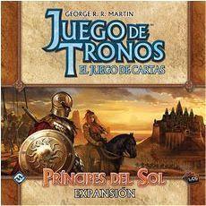 JUEGO DE TRONOS LCG. LOS PRINCIPES DEL SOL