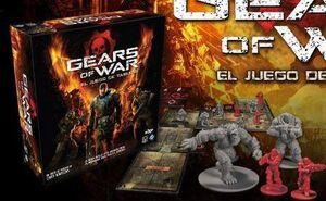 GEARS OF WAR (JUEGO DE TABLERO)