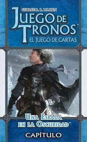 JUEGO DE TRONOS LCG: SERIE 3 CAPITULO 3 UNA ESPADA EN LA OSCURID