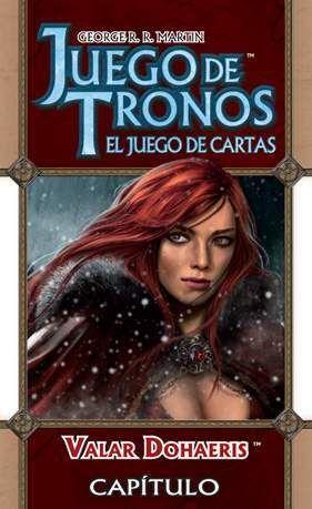 JUEGO DE TRONOS LCG: SERIE 7 CAPITULO 2 VALAR DOHAERIS