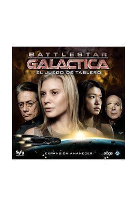 BATTLESTAR GALACTICA - EXPANSION AMANECER