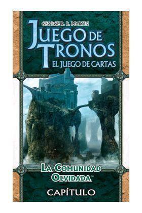 JUEGO DE TRONOS LCG. - EL CAMINO REAL/.DT LCG ELR - LA COMUNIDAD OLVIDADA