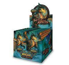 WORLD OF WARCRAFT JCC - BATTLE OF THE ASPECTS TREASURE PACK (INGLES)