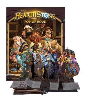 HEARTHSTONE POP-UP BOOK 3D