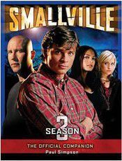 SMALLVILLE THE OFFICIAL COMPANION SEASON 3