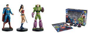 DC COMICS: SUPER HERO COLLECTION - WONDER WOMAN, SUPERMAN Y LEX LUTHOR