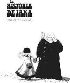 CEREBUS. LA HISTORIA DE JAKA