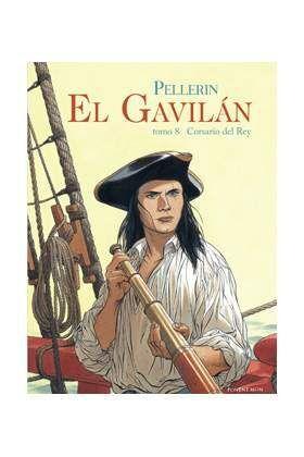 EL GAVILAN #08 CORSARIO DEL REY