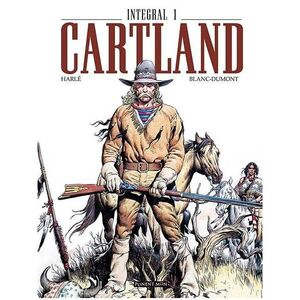 JONATHAN CARTLAND INTEGRAL VOL. 01
