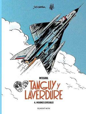 TANGUY Y LAVERDURE INTEGRAL 4