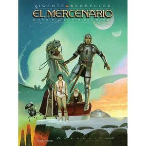 EL MERCENARIO VOL. 08: AÑO MIL EL FIN DEL MUNDO