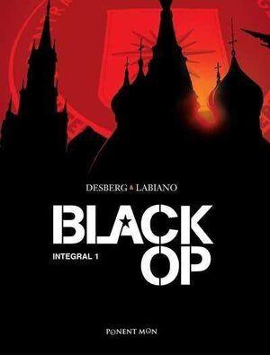 BLACK OP. INTEGRAL #01
