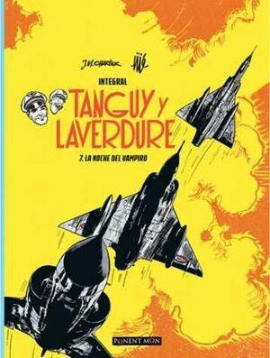 TANGUY Y LAVERDURE INTEGRAL 7. LA NOCHE DEL VAMPIRO