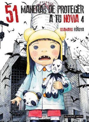 51 MANERAS DE PROTEGER A TU NOVIA #04