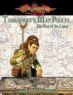 DD3: DRAGONLANCE: TASSLEHOFF.S MAP: WAR OF THE LANCE