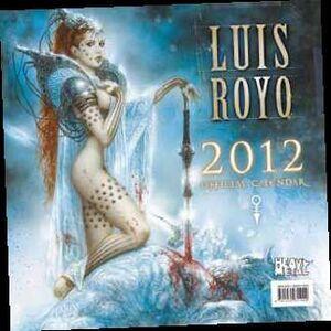 CALENDARIO 2012 LUIS ROYO