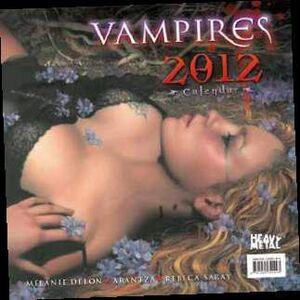 CALENDARIO 2012 VAMPIRES
