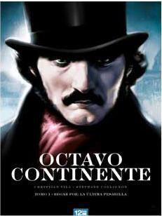 OCTAVO CONTINENTE #01. EDGAR POE: LA ULTIMA PESADILLA