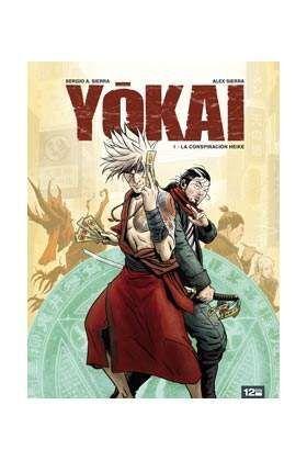 YOKAI #01: LA CONSPIRACION HEIKE