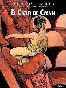 EL CICLO DE CYANN. INTEGRAL TOMOS 3 Y 4