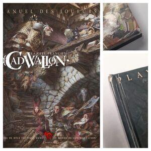CADWALLON RULE BOOK (INGLES)