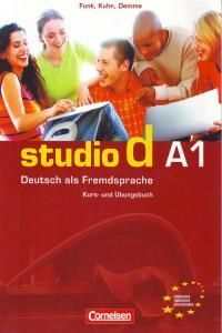 STUDIO D A1 LIBRO (CURSO ALEMAN)
