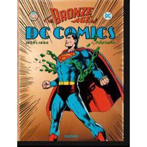 BRONZE AGE OF DC COMICS (ING)