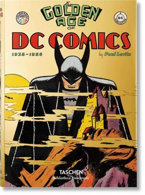 THE GOLDEN AGE OF DC COMICS (INGLES)