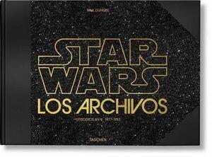 STAR WARS LOS ARCHIVOS 1977-1983