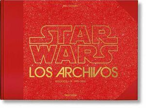 STAR WARS LOS ARCHIVOS 1999 - 2005
