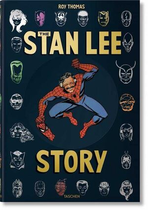 THE STAN LEE STORY (INGLES)