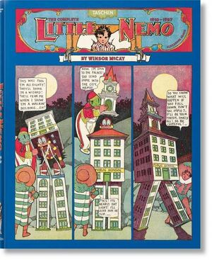 THE COMPLETE LITTLE NEMO 1910-1927 BY WINDSOR MCCAY