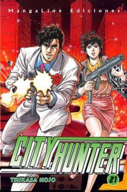 CITY HUNTER #21