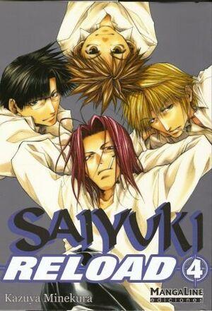 SAIYUKI RELOAD #04