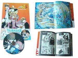 TSUBASA CHRONICLES TOKYO REVELATIONS ARTBOOK