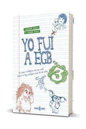 YO FUI A EGB VOL. 03