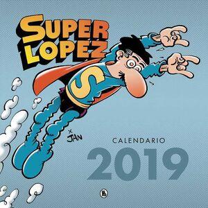 CALENDARIO 2019 SUPERLOPEZ