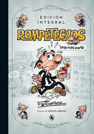 ROMPETECHOS. EDICION INTEGRAL SEGUNDA PARTE