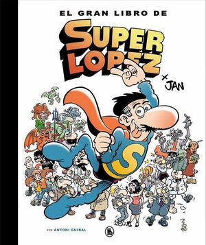 EL GRAN LIBRO DE SUPERLOPEZ
