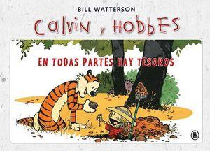 SUPER CALVIN Y HOBBES #01. EN TODAS PARTES HAY TESOROS