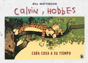 SUPER CALVIN Y HOBBES #02. CADA COSA A SU TIEMPO