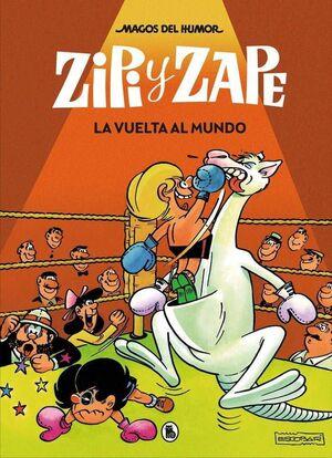 MAGOS DEL HUMOR: ZIPI Y ZAPE #013. LA VUELTA AL MUNDO